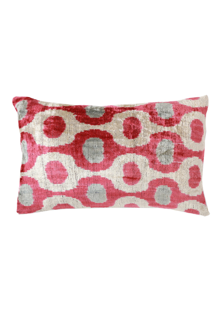 Sugar Bush iKat Velvet Cushion Cover - POLKRA