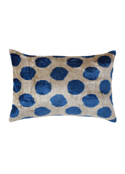 Columbine Velvet iKat Velvet Cushion Cover