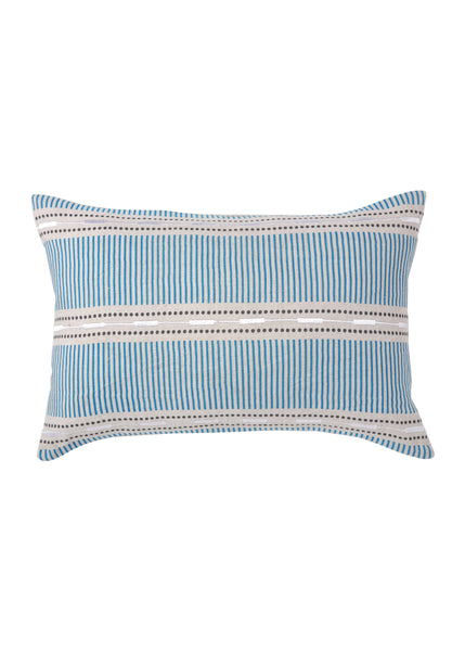 Hemlock Cushion Blue - POLKRA