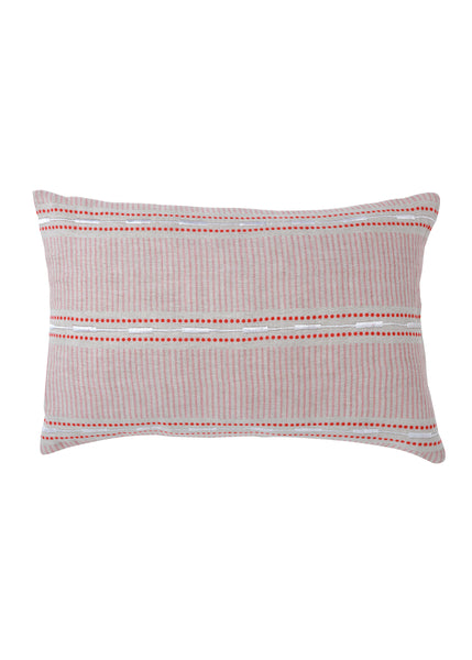 Hemlock Cushion Pink - POLKRA