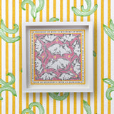 Signed Collective Noun Print - A Mischief of Mice - POLKRA