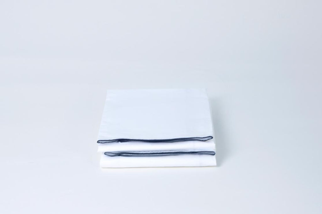 Pillow Cases - Navy