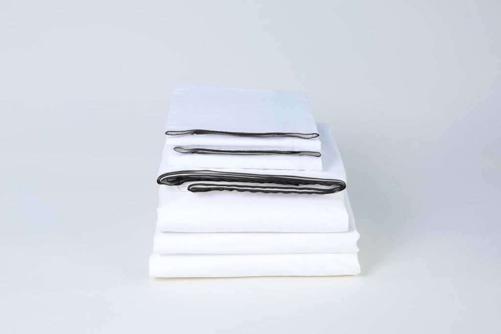 Bed Linens Set - Dark Grey