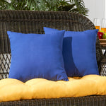 "17"" x 17"" Outdoor Throw Pillow - SET OF 2"