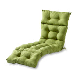 "72"" x 22"" Outdoor Chaise Lounge Cushion"