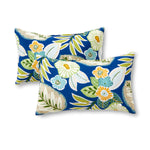 "19"" x 12"" Outdoor Toss Pillows - SET OF 2"