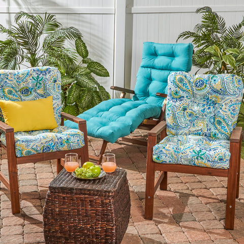 ... Coastal Collection Outdoor Chair Cushion ...
