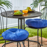 "15"" Round Outdoor Bistro Cushion - SET OF 2"