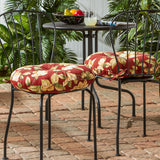 "18"" Round Outdoor Bistro Cushion - SET OF 2"