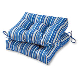 "Coastal Collection 20"" Outdoor Seat Cushion - SET OF 2"