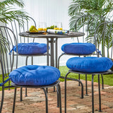 "15"" Round Outdoor Bistro Cushion - SET OF 4"