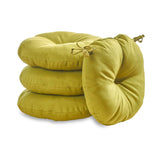 "18"" Round Outdoor Bistro Cushions - SET OF 4"