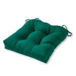 "Sunbrella 19"" Square Outdoor Chair Seat Cushion"