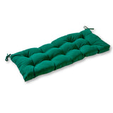 "Sunbrella 46"" Outdoor Bench Cushion"