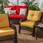 Sunbrella Deep Seat Cushion Set