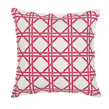 "20"" Square Toss Pillow - Geometric Patterns"