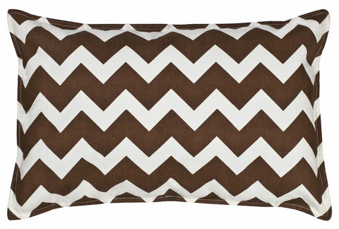 "14"" x 22"" Chevron Toss Pillow"