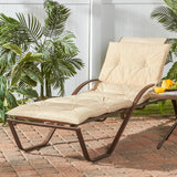 "72"" Chaise Lounger Pad"