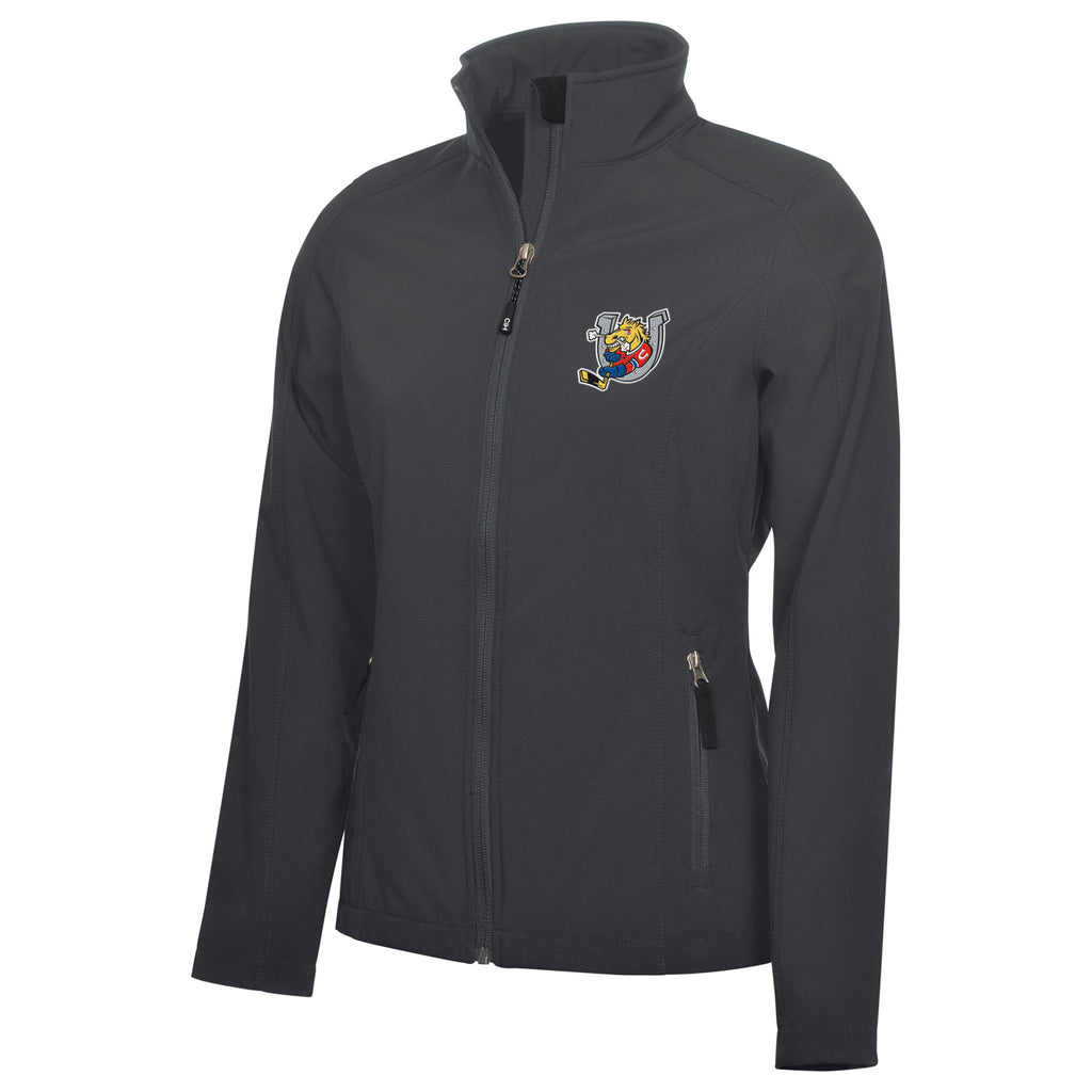 Barrie Colts Adult Ladies Graphite Jacket