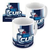 2pk. 11oz.OHL Cup Official Ceramic Mug Set