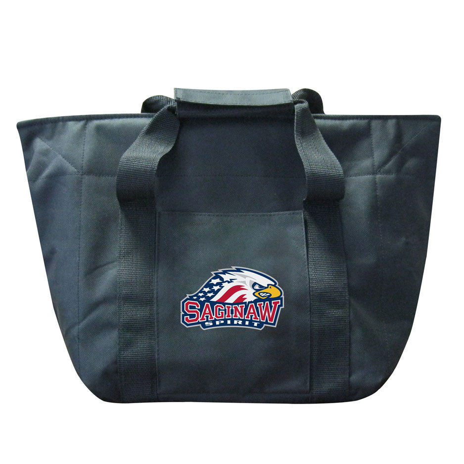 12 Can Cooler Bag - Saginaw Spirit