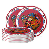 Erie Otters Coaster Set