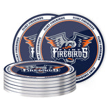 Flint Firebirds Coaster Set