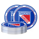 Kitchener Rangers Coaster Set