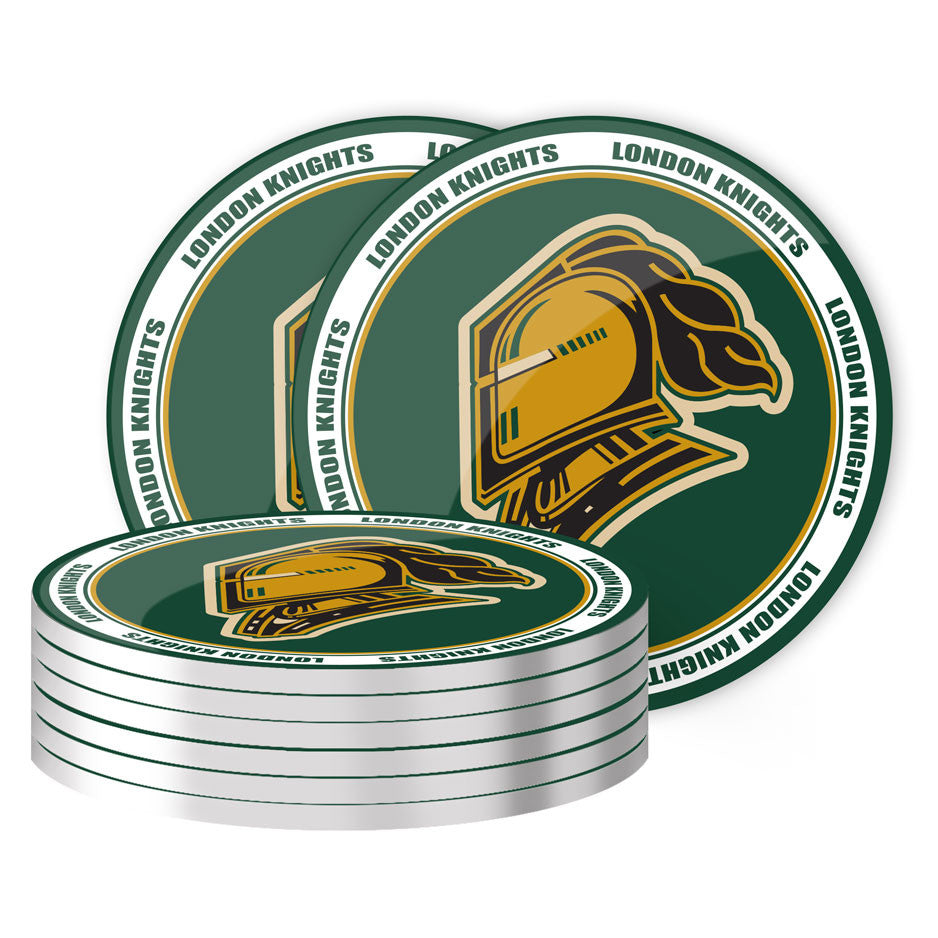 London Knights Coaster set
