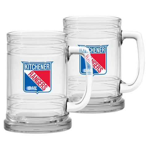 Kitchener Rangers - 2pk. 15oz Maritime Mug Set