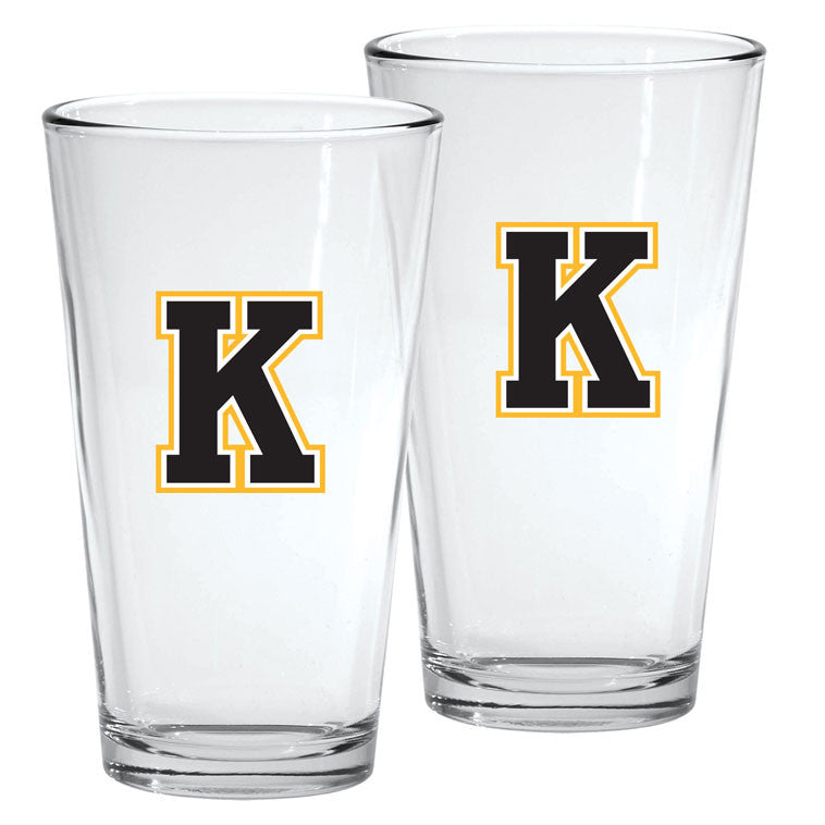 Kingston Frontenacs - 2pk. 16oz Mixing Glass Set