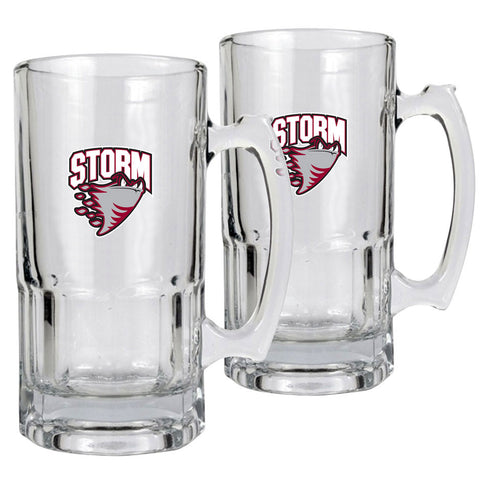 Guelph Storm - 2pk 34oz. Macho Mug Set