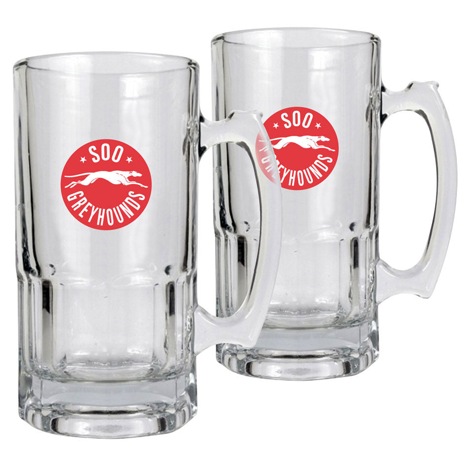 SSM Greyhounds - 2pk 34oz. Macho Mug Set