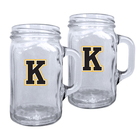 Kingston Frontenacs - 2pk. 16oz Mason Mug Set