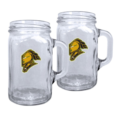 London Knights - 2pk. 16oz Mason Mug Set