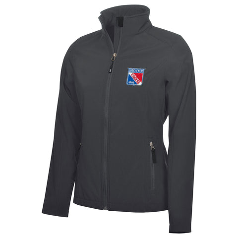 Kitchener Rangers Adult Ladies Graphite Jacket