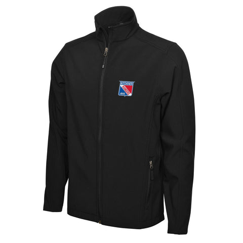 Kitchener Rangers Adult Mens Black Jacket