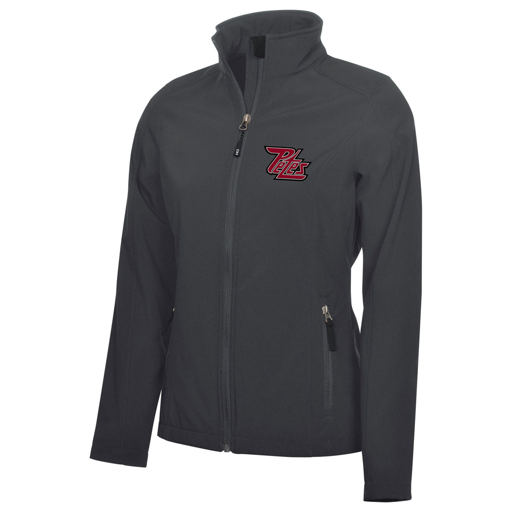 Peterborough Petes Adult Ladies Graphite Jacket