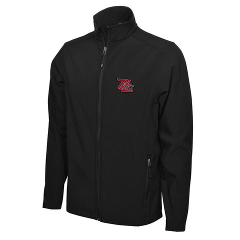 Peterborough Petes Adult Men's Black Jacket