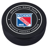 Kitchener Rangers Puck - Version 1