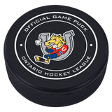 Barrie Colts Puck - Version 1