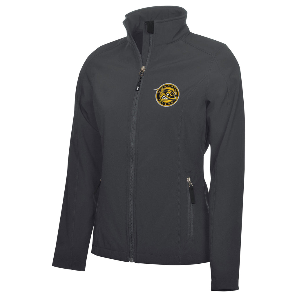 Sarnia Sting Adult Ladies Graphite Jacket