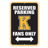 Kingston Frontenacs Parking Sign