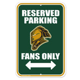 London Knights Parking Sign
