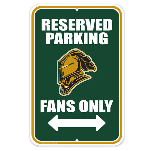 London Knights - 10x15 Parking Sign