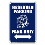 Mississauga Steelheads Parking Sign
