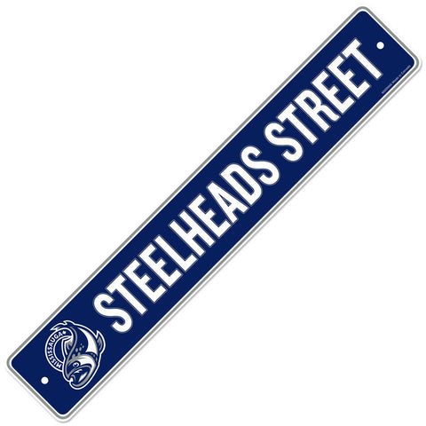 Mississauga Steelheads 4x23 Street Sign