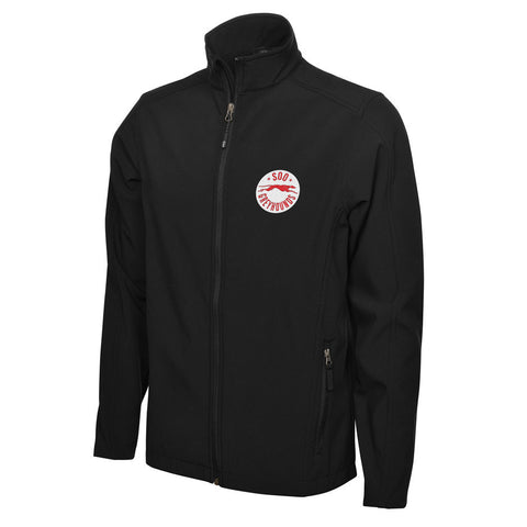 SSM Greyhounds Adult Men's Black Jacket