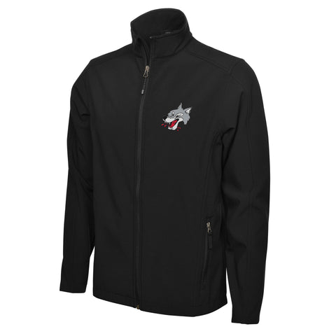 Sudbury Wolves Adult Men's Black Jacket