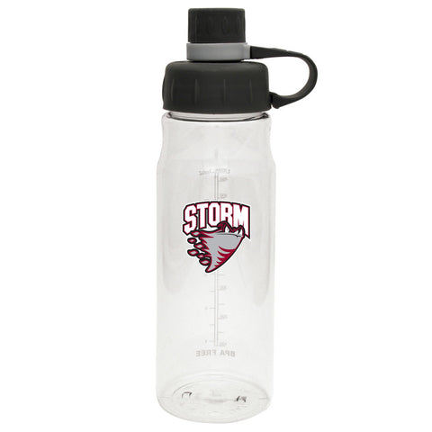 Guelph Storm - 28oz Clear Water Bottle Oasis